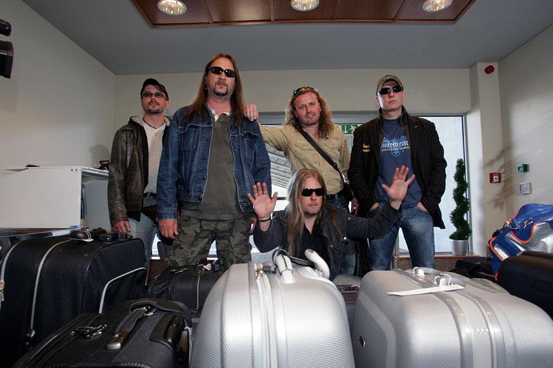 Kabát jede na Eurosong 2007