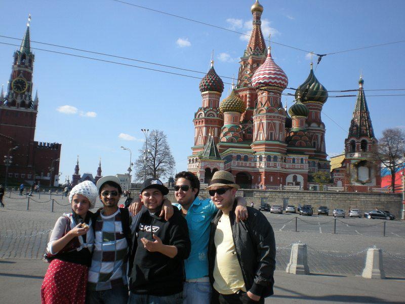Gipsy.cz v Moskvě