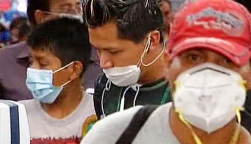 Mexiko bojuje proti epidemii prasečí chřipky