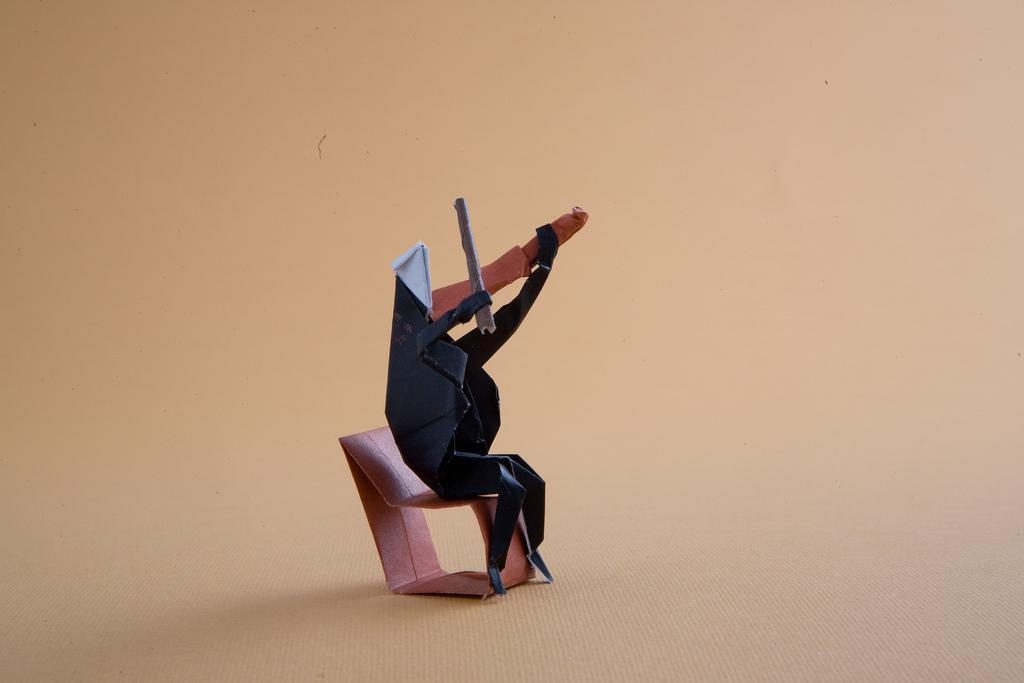 Origami k Pražskému jaru