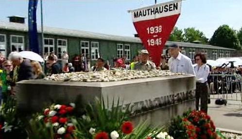 Vzpomínkové akce v Mauthausenu