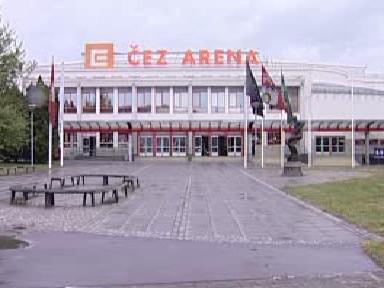 Pardubická hokejová ČEZ aréna