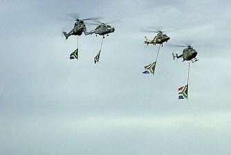 Inaugurace Jacoba Zumy