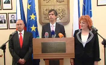 Barták, Fischer a Parkanová
