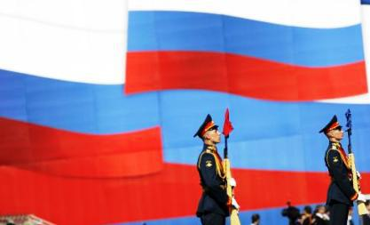 Den vítězství v Rusku