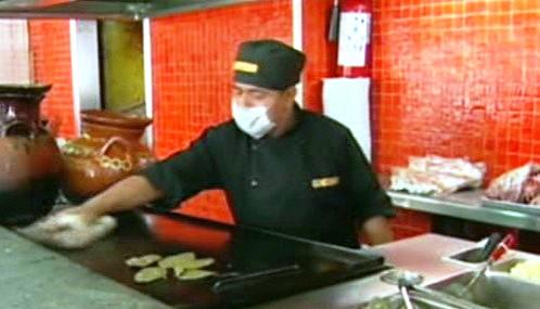 Restaurace v Mexiku
