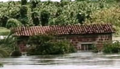 Záplavy v Brazílii