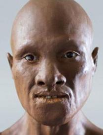 Tvář prvního Evropana