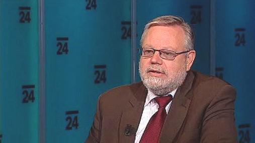 Senátor Jiří Oberfalzer