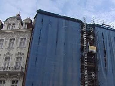 Rekonstrukce historického domu Quisisana