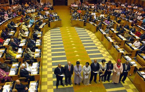 Jihoafrický parlament