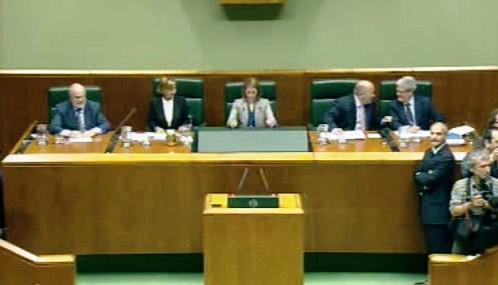 Baskický regionální parlament