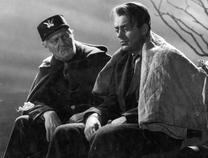 Karel Höger ve filmu Krakatit (1948)