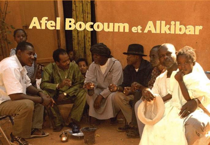 Afel Bocoum a Alkibar