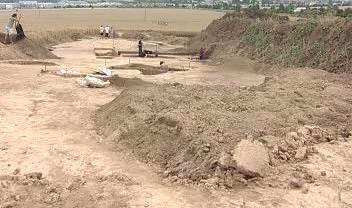Archeologické naležiště