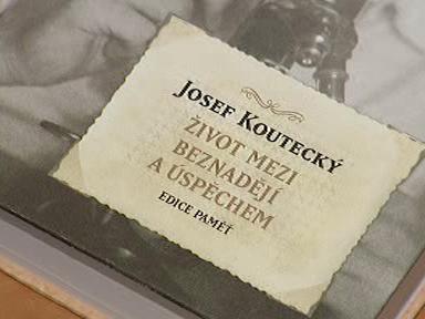 Kniha Josefa Kouteckého