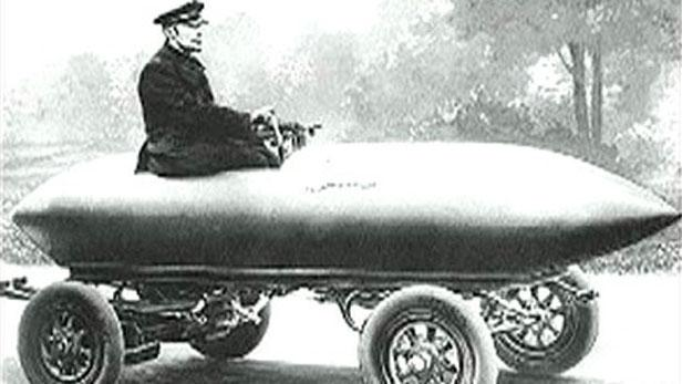 Vůz La Jamais Contente