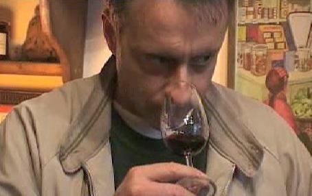 Popíjení vína