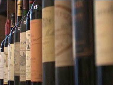 Kolekce vín
