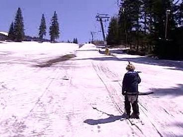 Poslední lyžaři