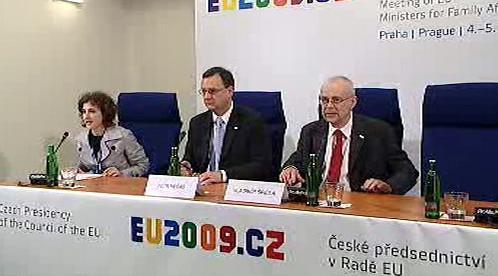 Petr Nečas a Vladimír Špidla