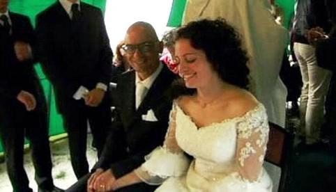 Svatba ve stanové kapli