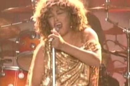 Tina Turner v O2 aréně