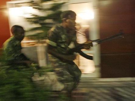 Madagaskarští vojáci