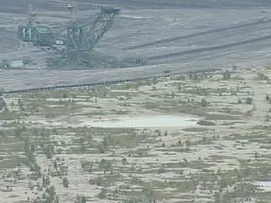 Hnědouhelný důl v Turowě