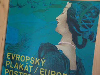 Evropský plakát