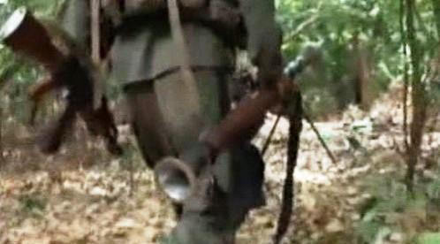 Voják na Srí Lance