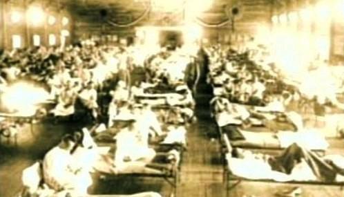 Pandemie španělské chřipky