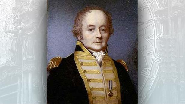 Kapitán William Bligh