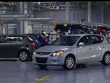 Hyundai z Nošovic