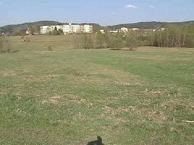 Lokalita Na Dolině v Jablonci nad Nisou