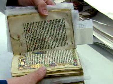 Zachráněná kniha