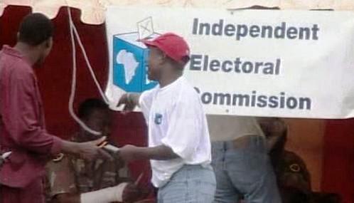 Parlamentní volby v JAR