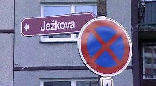 Zákaz zastavování