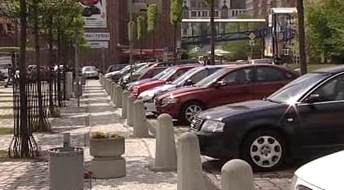 Parkování na náměstí