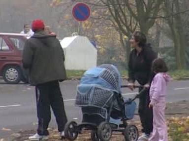 Romská rodina