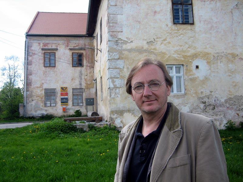 Ondřej Havela v pořadu Památky na prodej
