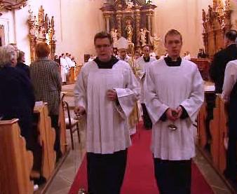 Církevní hodnostáři