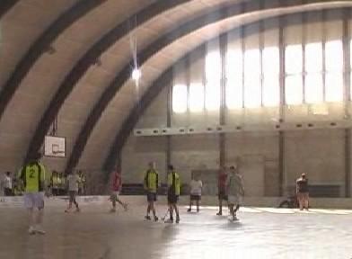 Florbalový turnaj v Kolíně