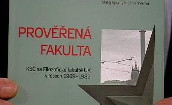 Nová kniha FFUK