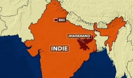 Únos vlaku v Indii