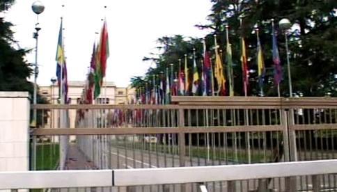 Jednání OSN v Ženevě