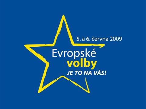 Logo voleb do Evropského parlamentu