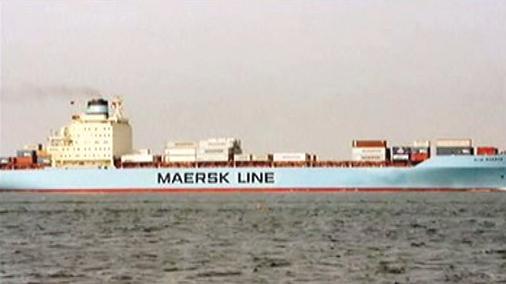 Unesená loď Maersk Alabama