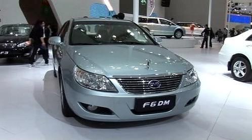 Elektromobil BYD