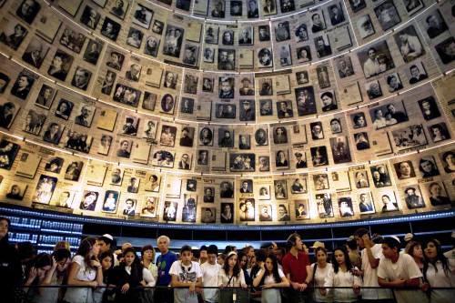 Památník obětem holokaustu v Jeruzalémě